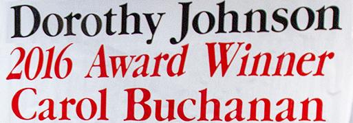 JohnsonWinner Award