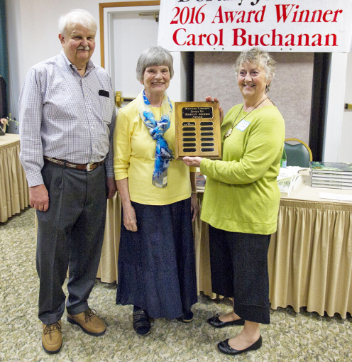 Dorothy Johnson Award